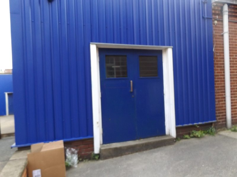 Industrial & Commercial Painters in Sheffield