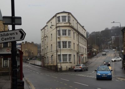 Before work was completed - Royal Loft Apartments Sowerby Bridge