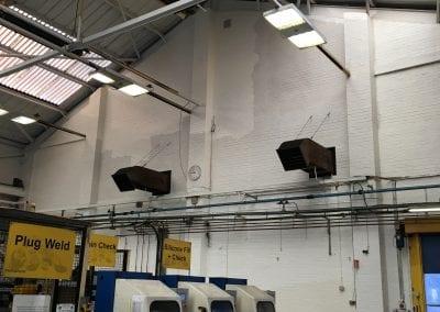 Industrial Factory Huddersfield