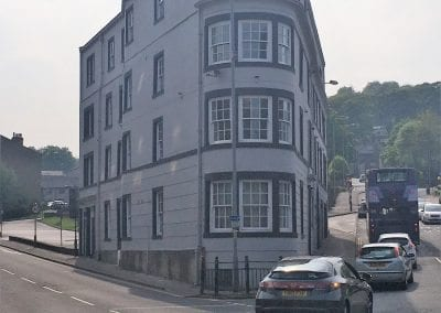 After work was completed - Royal Loft Apartments Sowerby Bridge