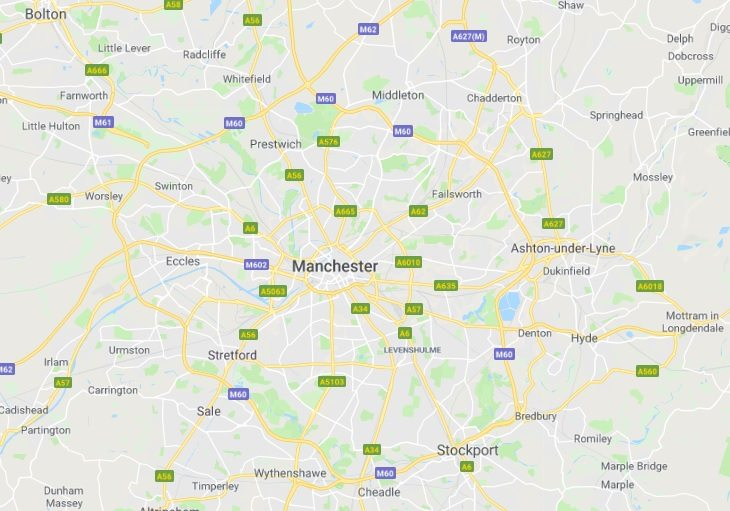 Painting Services in Manchester