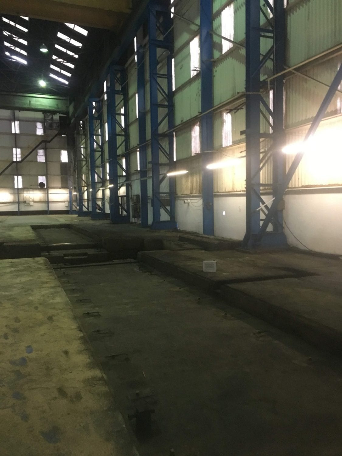 Spray Painting for commercial spaces