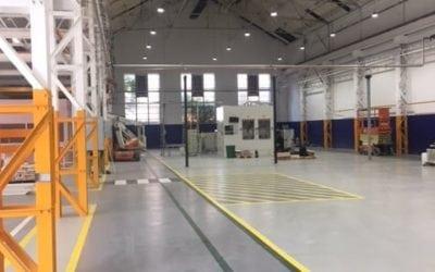 Industrial Unit Refurbished