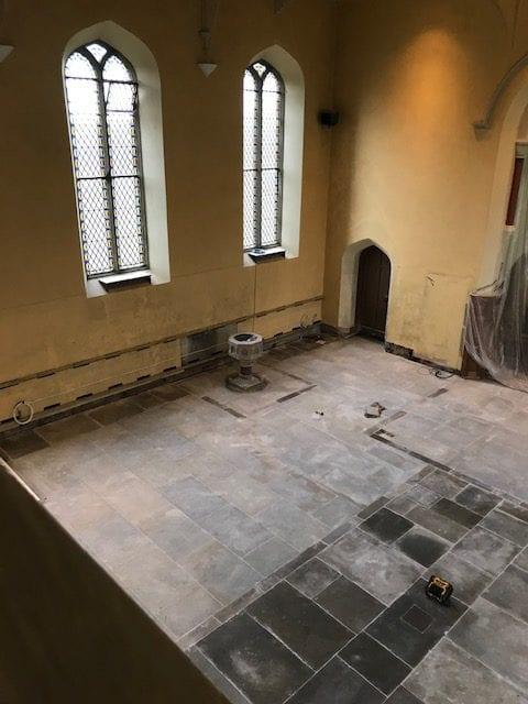 Church Restoration Work