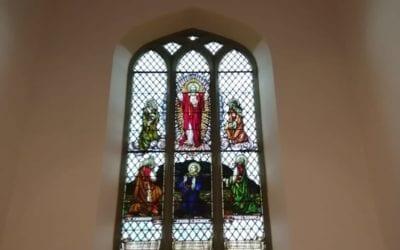 Church Decorative & Painting Restoration Work