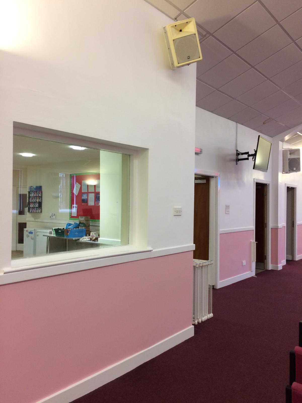 Detention Centre Painting & Decorating Services