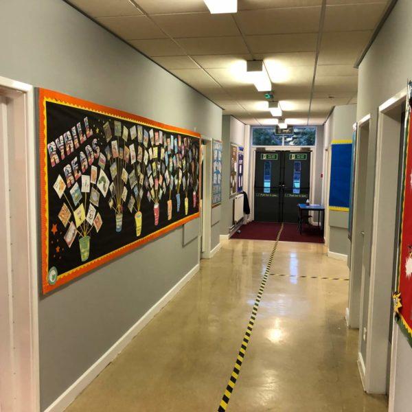 Education Facility Decorating