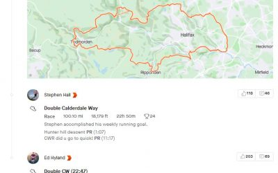 Double Calderdale Way
